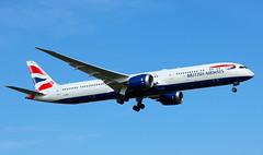 Photo of G-ZBLB Boeing 787-10 Dreamliner British Airways
