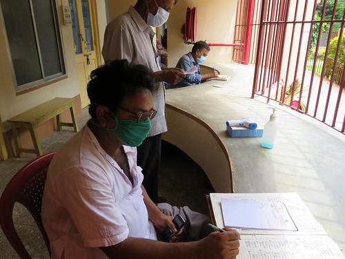 Subas Sarakar (Staff)RKM Naora
