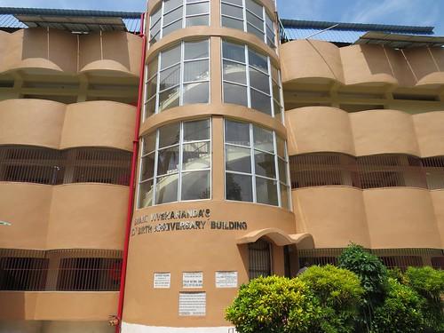 Dispensary Building RKM Naora