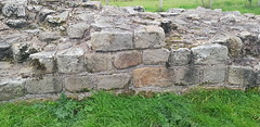 Photo of Hadrian's Wall at Heddon-on-the-Wall, Northumberland