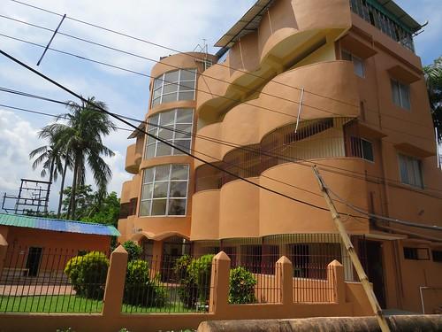 Dispensary Building RKM Naora 1