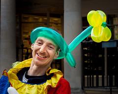 Photo of Balloon Seller