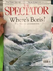Photo of Where's Boris? The Spectator