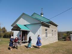 Молебен от вредоносного поветрия в ст.Лесогорской