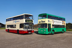 Photo of N277 CKB & A323 GLV in Southport