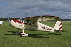Photo of G-AJJS Turweston 05-09-20