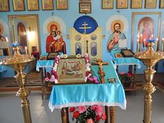 Престольный день в ст. Лесогорской