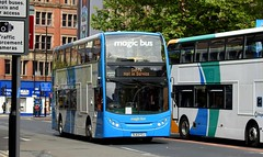 Photo of Stagecoach 12228 SL63FZJ Manchester 4 September 2020