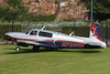 Mooney M20TN Acclaim N728VM Scientific Aviation
