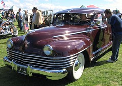 Photo of Classic Chrysler in Lytham, England
