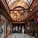 Interior of Central Arcade - Newcastle