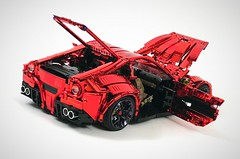 Ferrari F12 - chrome by Bubul http://bubul.unasshop.com check it @loxlego