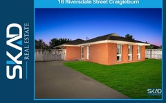 16 Riversdale Street, Craigieburn VIC