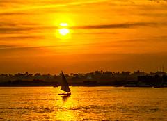 River Nile, Luxor, Egypt, 埃及