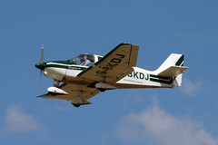 Photo of G-BDKJ Robin DR.400/120 Dauphin 2+2