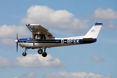 Photo of G-BFEK Reims-Cessna F152