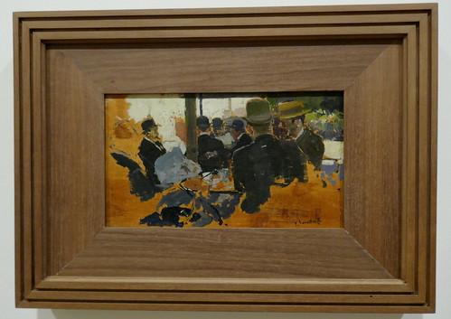 """""""San Sebastián"""", 1901, Joaquín Sorolla y Bastida (1863-1923), Musée des Beaux-Arts, Bilbao, Biscaye, Pays basque, Espagne."""