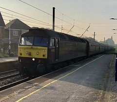 Photo of 47802 at Leyland