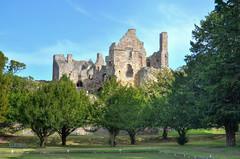 Photo of Dirleton Castle, East Lothian, Scotland