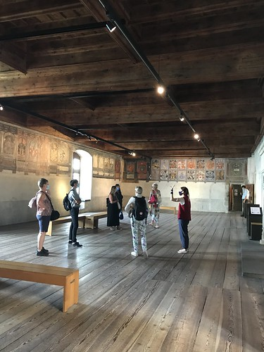 Chateau Chillon Guided Visit 2