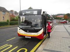 Photo of Enviro 200MMC - YX20 ODV - Borders Buses