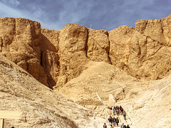 Valley of the Kings, Luxor, 埃及