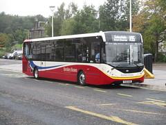 Photo of Enviro 200MMC - YX20 ODS - Borders Buses