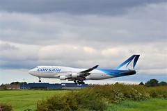 Photo of 747 Charter