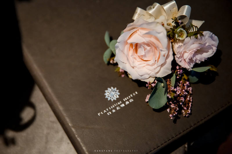 [新北婚攝] 祥睿&乃嘉 證婚晚宴 婚禮紀錄 @ 新店白金花園酒店 禧悅廳| #婚攝楊康