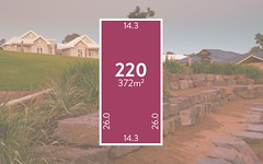 Lot 220, Scott Way, Mount Barker SA