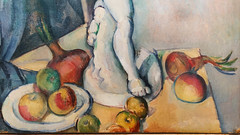 Cézanne, Still Life with Plaster Cupid (detail)