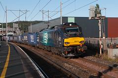 Photo of 4M48 1443 Mossend - Daventry 20-09-20