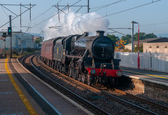 Photo of 5Z46 07/25 Carnforth - Fort William 21-09-20