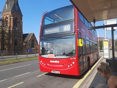 Photo of TE1750 SN09CGU on route A10