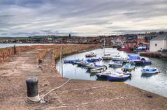 Photo of Cromwell Harbour, Dunbar, East Lothian