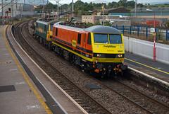 Photo of 4S50 0603 Crewe - Mossend 17-09-20