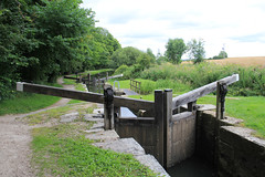 Photo of Chesterfield canal lock