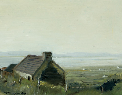 Maura Taylor Buckley, Cottage, West of Ireland