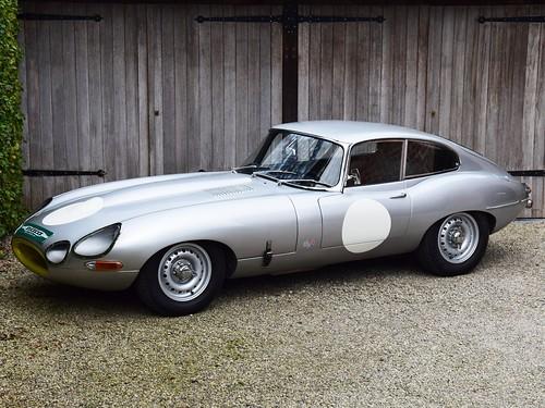 Jaguar E-Type 3,8 Litre FHC (1964)