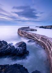 Photo of Collieston Harbour