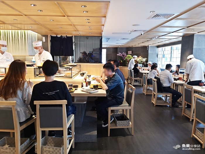 【台北大安】美登利壽司台灣一號店|日本人氣排隊名店 @魚樂分享誌