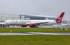 Photo of Virgin Atlantic Airbus A350-1041 G-VRNB