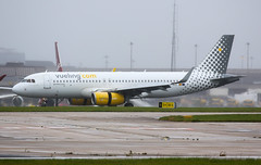 Photo of Vueling Airbus A320-232 EC-MES