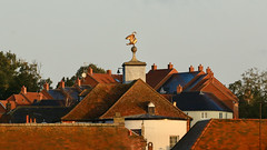 Photo of Buckingham roof tops