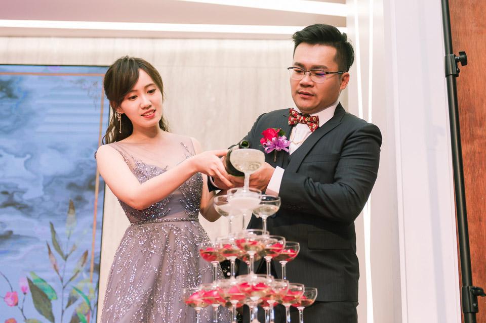 台南婚攝 Y&Z 台糖長榮酒店 婚禮攝影 062