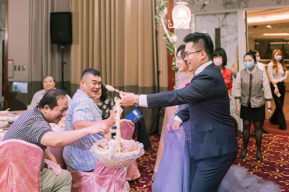台南婚攝 Y&Z 台糖長榮酒店 婚禮攝影 053