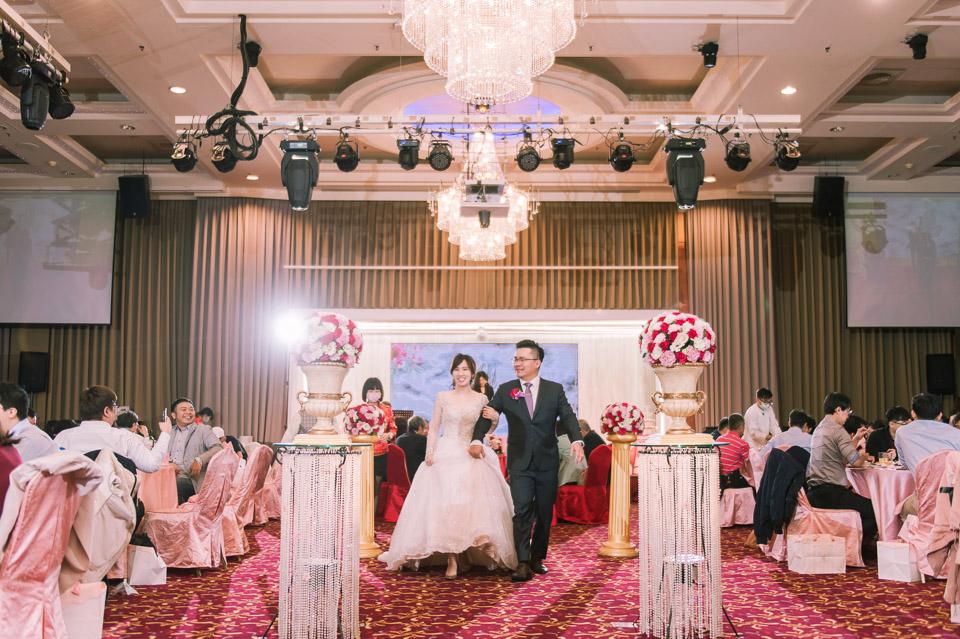 台南婚攝 Y&Z 台糖長榮酒店 婚禮攝影 051