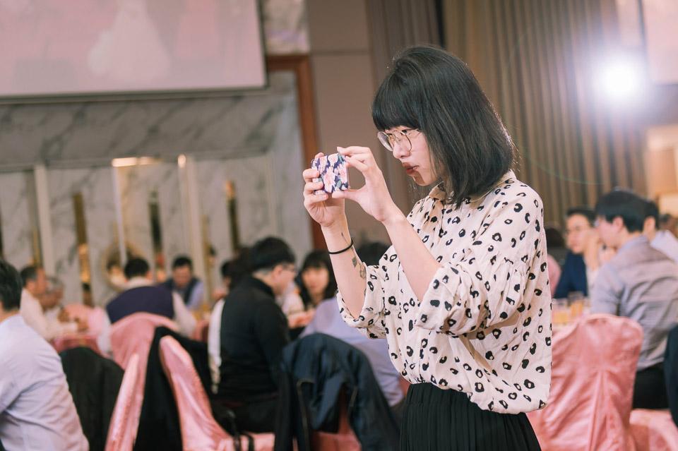 台南婚攝 Y&Z 台糖長榮酒店 婚禮攝影 045