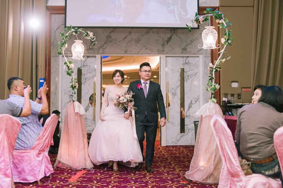 台南婚攝 Y&Z 台糖長榮酒店 婚禮攝影 039