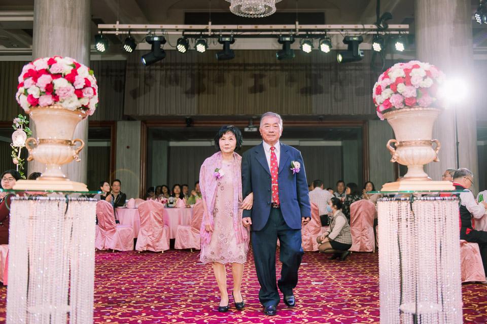 台南婚攝 Y&Z 台糖長榮酒店 婚禮攝影 035